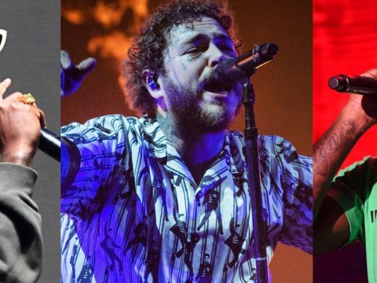 Post Malone Is Bringing Pharrell, Meek Mill, And More To The Second Annual Posty Fest