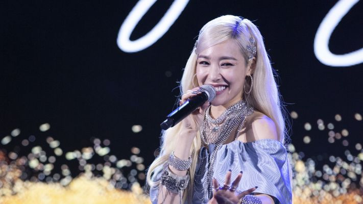 Tiffany Young Is Living A Fairy Tale As She Brings K-pop To Disney