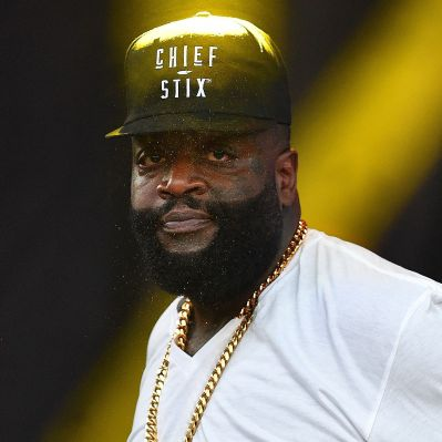 Rick Ross Is So Rich That He Doesn't Even Need Lights In 'Gold Roses' Video