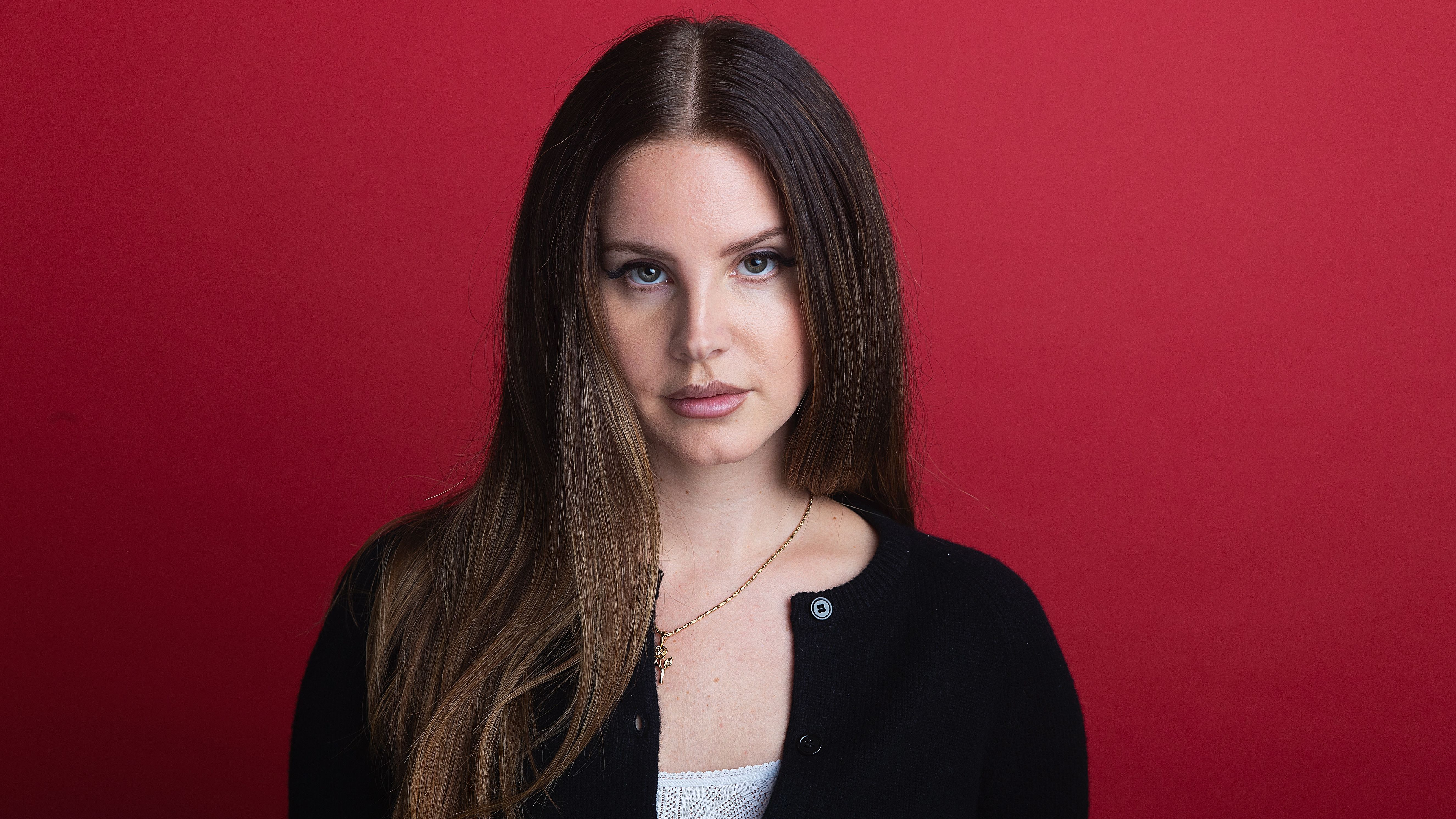 Lana Del Rey Says Wear A Mask With Interview Cover: 'Just Not, You Know, This One'