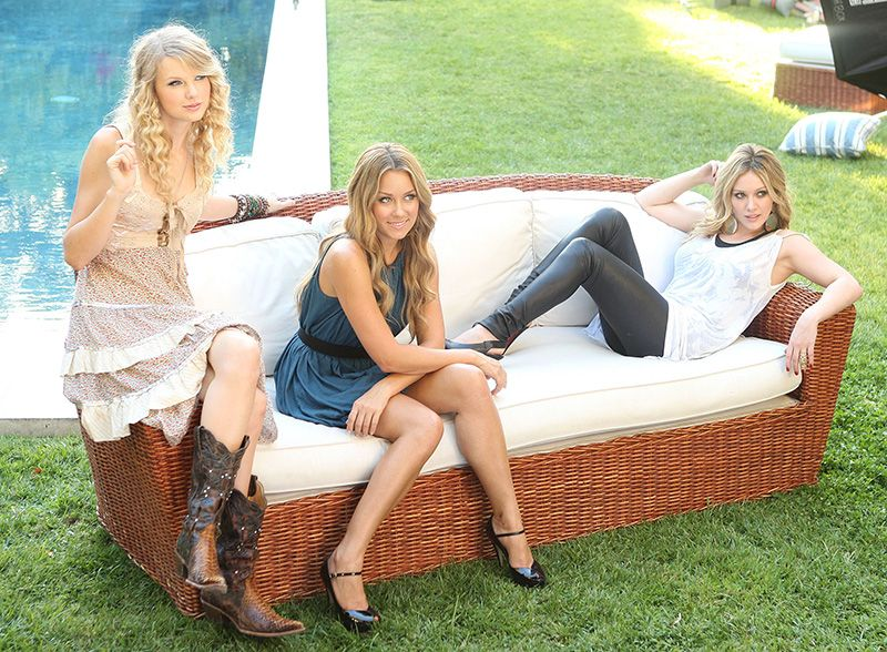 Of Lauren Conrad Hilary Duff And Taylor