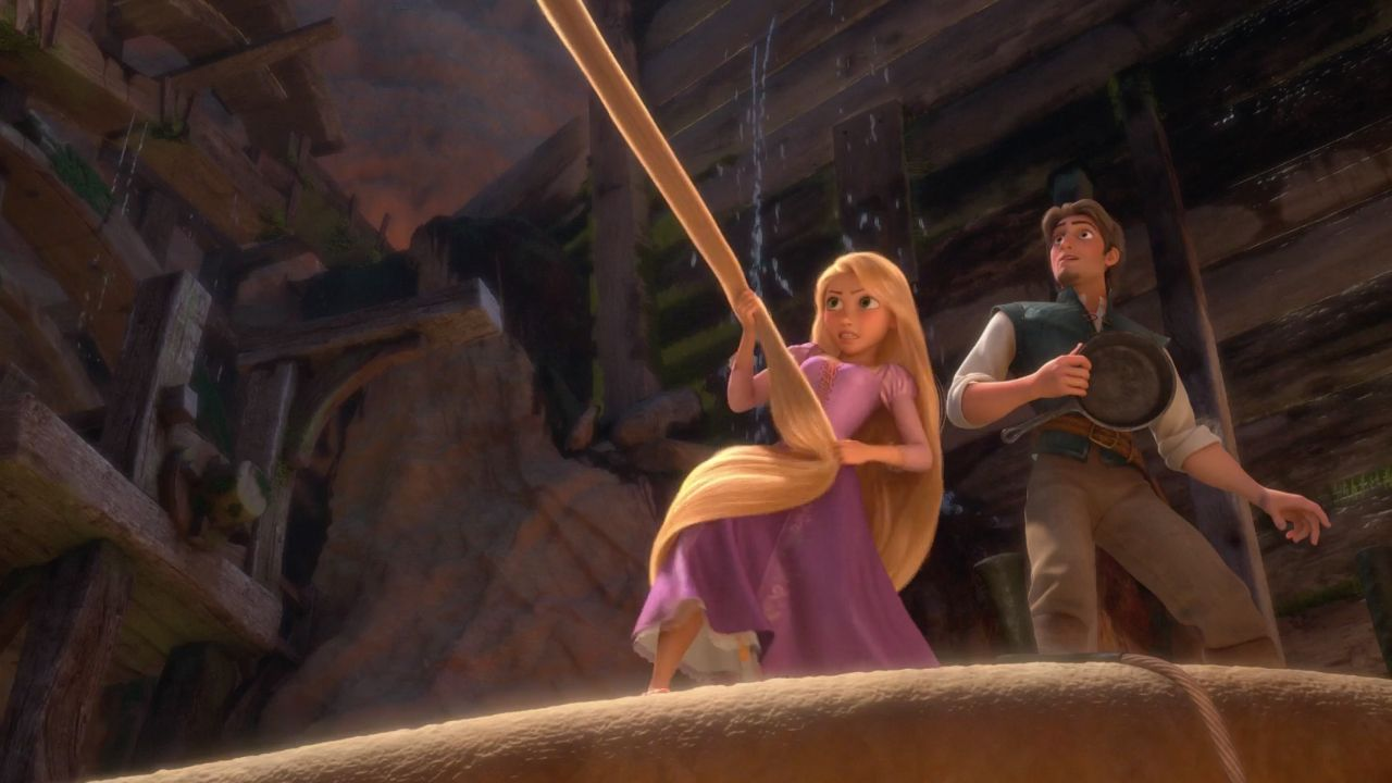 here s why tangled