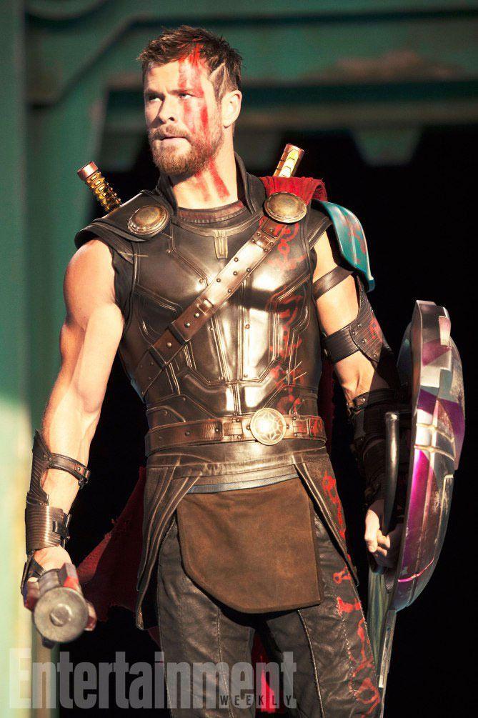 Thor New Haircut : haircut, Ragnarok, Cannot