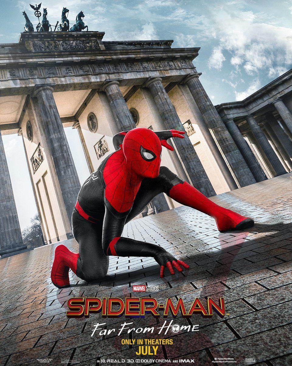 Spider Man Far From Home Wiki : spider, Spider, Tattoo