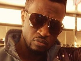 Peter of P-Square falls off stage