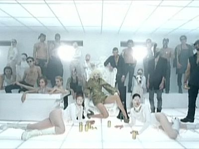 Lady Gaga 'Bad Romance'