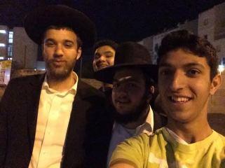Having Fun in Israel