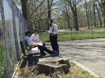 Learning in the park