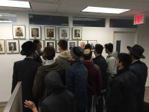 Tour at OU headquarters