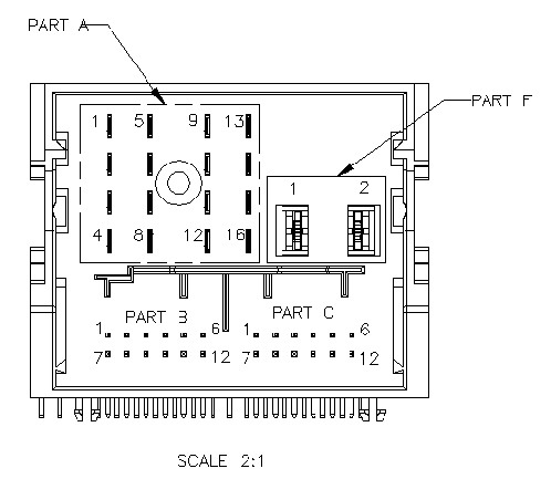 2005 Mitsubishi Eclipse Stereo Wiring Harness Diagram Mondeotechweb Mtw