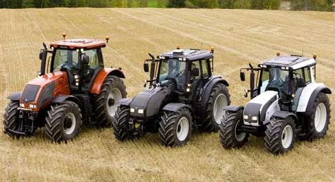Виды сельскохозяйственных тракторов