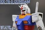 MG 1/100 ガンダム ver.2.0 RX-78-2 GUNDAM ver.2.0  改修全塗装完成品