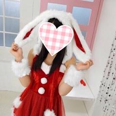 神田キャバクラ【ムーミン(mu-minn)】東京JK制服ラウンジ ちょこ クリスマスらしい写真