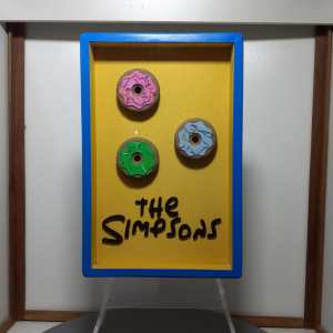 Quadro The Simpsons