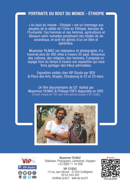 Diffusion France 3 Flyers verso)