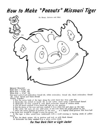 Missouri Tigers: The many faces of Mizzou's mascot