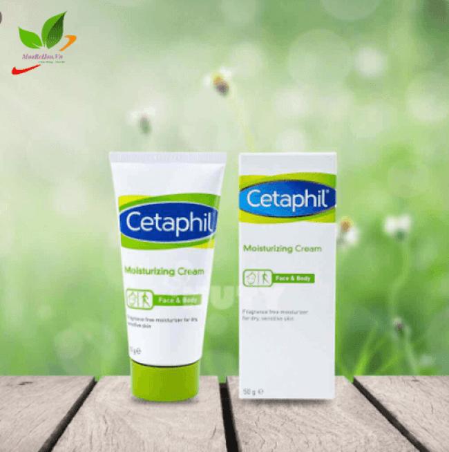 Kem dưỡng ẩm Cetaphil Moisturizing Cream