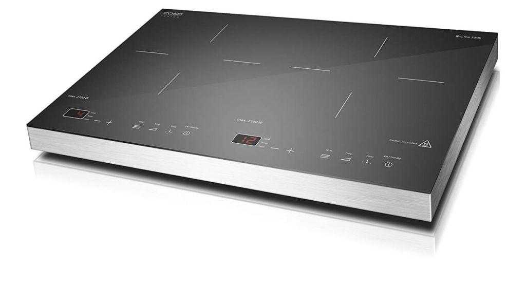 Bếp từ đôi Caso S-line 3500 1