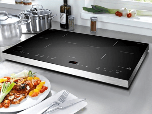 Bếp từ đôi Caso S-line 3500 2