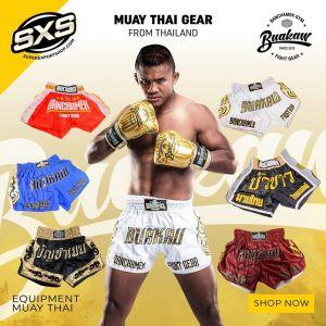 Buakaw Banchamk Gear