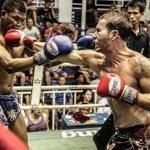muay thai Punching