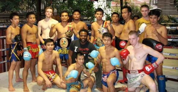 EminentAir Thai Boxing Gym