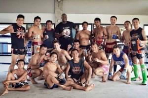 Sitsongpeenong Muaythai Training Camp