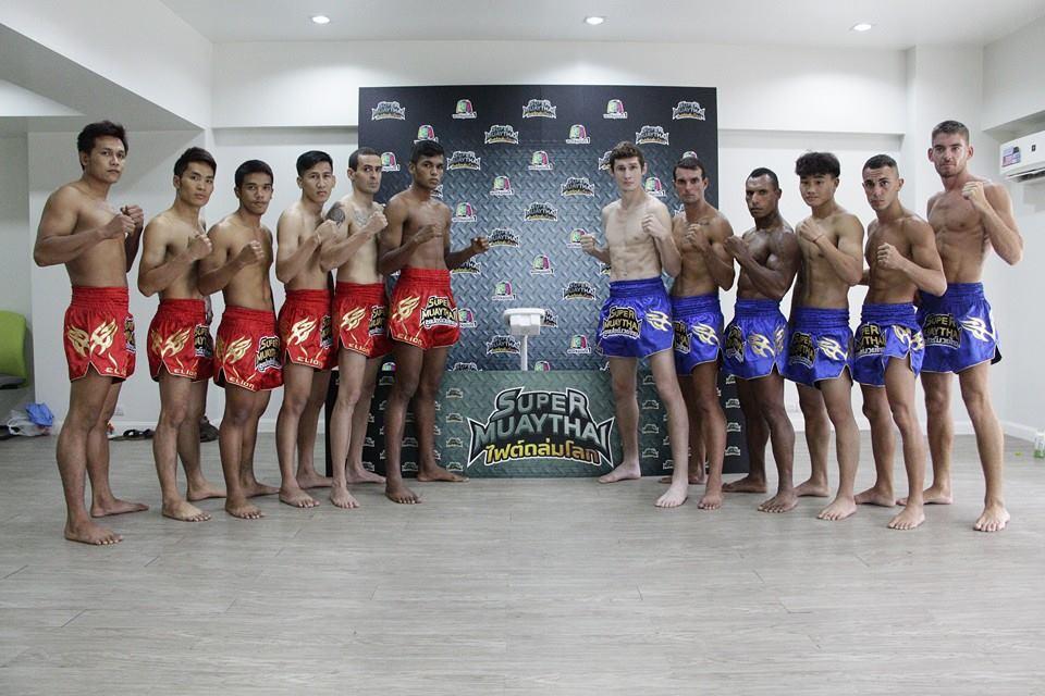 Muay Thai Weight