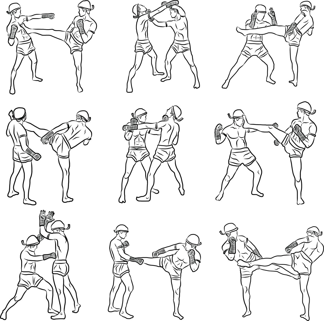 Learn Mma Techniques Pdf