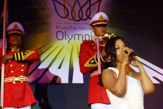 Sevara Nazarkhan Sings
