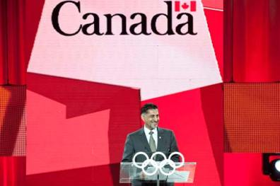 Bal Gosal, Canada's Minister of State for Sport