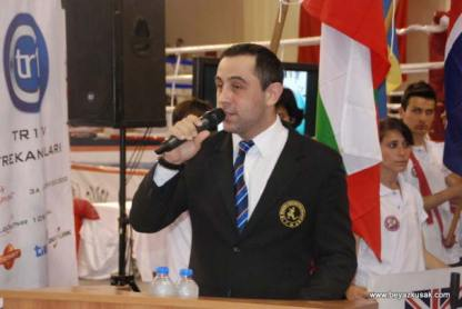 EMF General Secretary Mr Rafal Szlachta