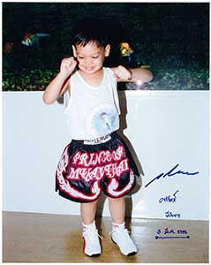 The Prince of Muaythai