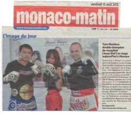Monacco Matin