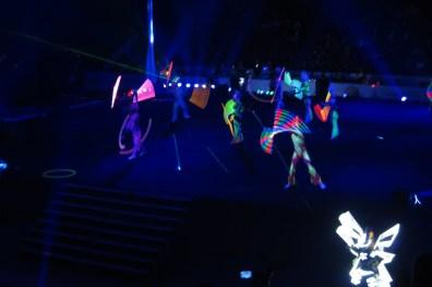 Neon Warriors