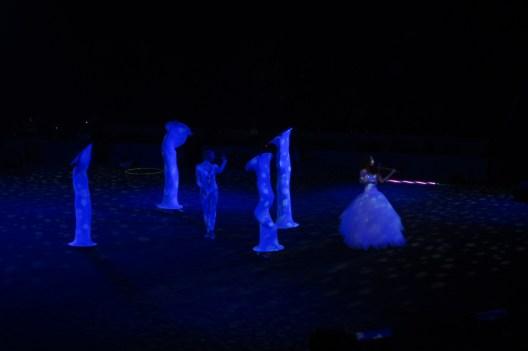Pillar dance