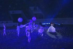 The balloon dancers