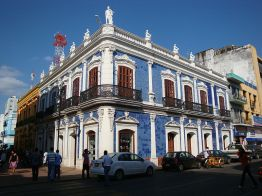 Villahermosa_Historic down town