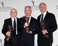 AlanAlda, Ryan Murphy and Norman Lear