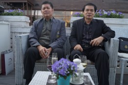 Deputy Government of Sport Authority of Thailand & Director of boxing board