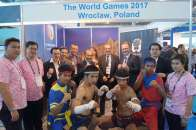 World Games Wroclaw booth2