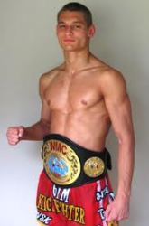Multiple World Champion and muaythai superstar Andrei Kulebin