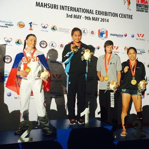 ifma podium