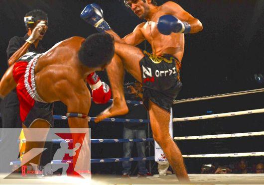 2. vahid Shahbazi vs Saenchai for Z1 WMC World Champion Title, 63.5 kg