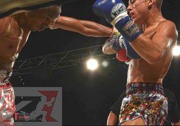 3. 2nd Semi Finals Super 4 57kg, Jordan Coe vs Leonard Shujaa (1)