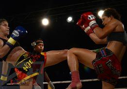 3. Z1 Female Champion Title Fight, 56 kg, Miriam Muay Farang vs Dilara Yildiz (3)