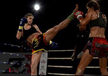 4. Z1 Female Champion Title Fight, Miriam MuayFarang vs Dilara Yildiz