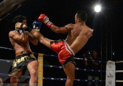 5. vahid Shahbazi vs Saenchai for Z1 WMC World Champion Title, 63.5 kg