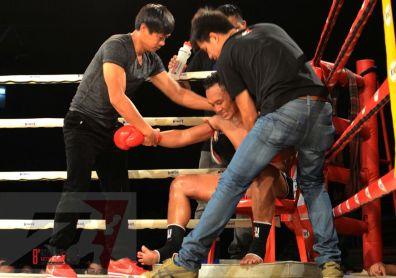 6. vahid Shahbazi vs Saenchai for Z1 WMC World Champion Title, 63.5 kg