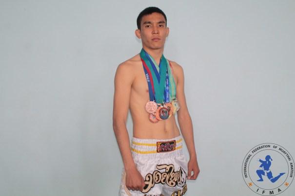 ABIL GALIYEV - Kazakhstan - 63.5kg !!